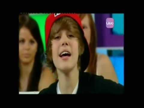 Justin Bieber Favorite Girl WORLDPREMIERE @ VIVA LIVE GERMANY