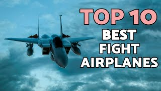 TOP 10 Best fighter jets in the world (2019)
