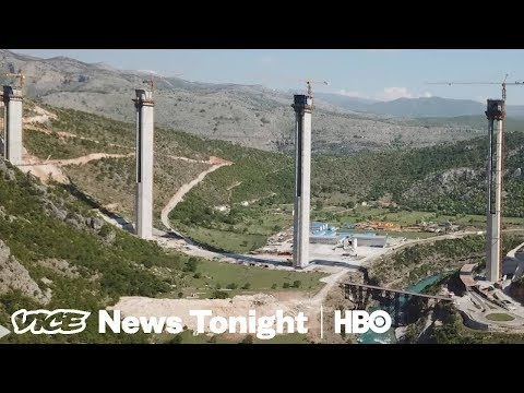 China's One Belt One Road & MH370 Mission Over | VICE News Tonight on HBO Full Episode (HBO)