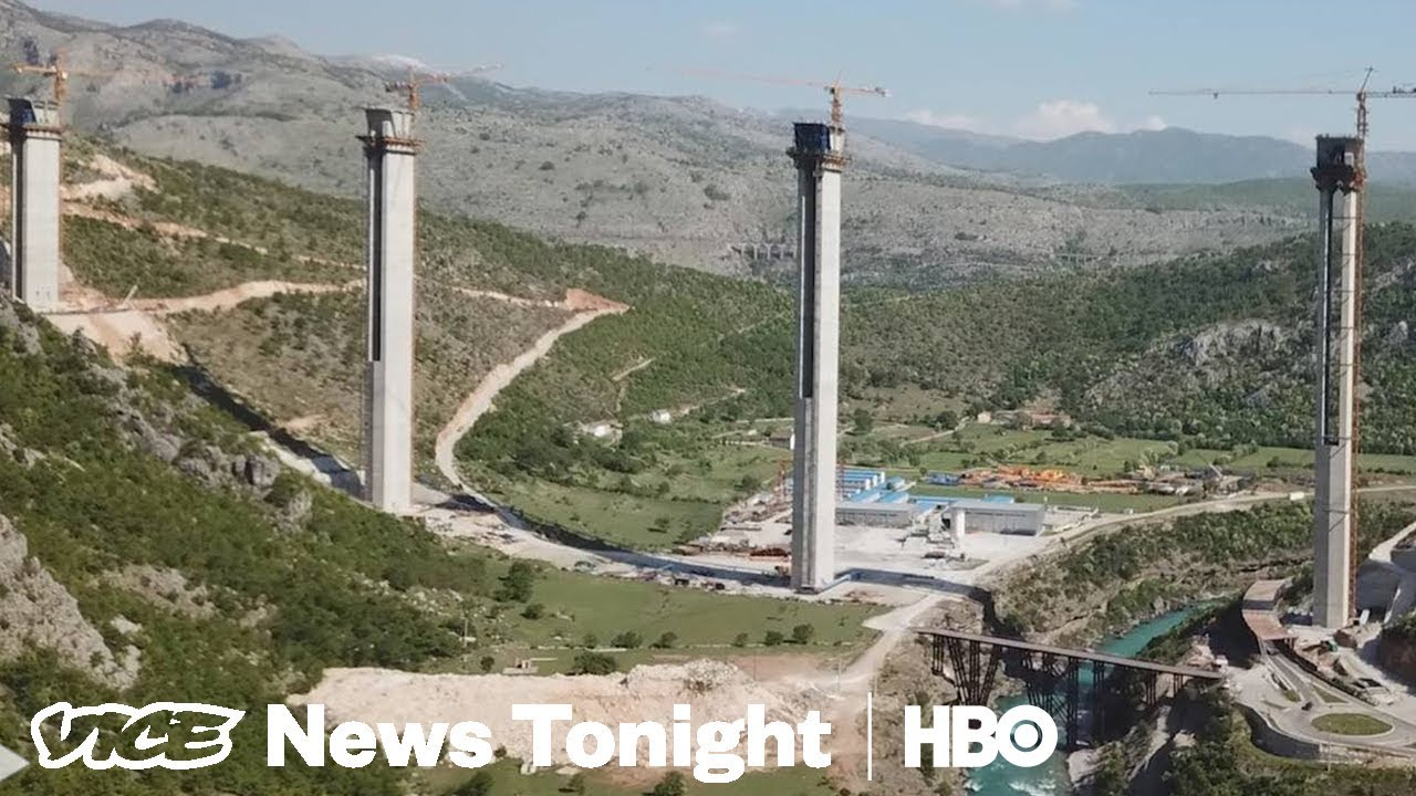 China's One Belt One Road & MH370 Mission Over | VICE News Tonight on HBO Full Episode (HBO