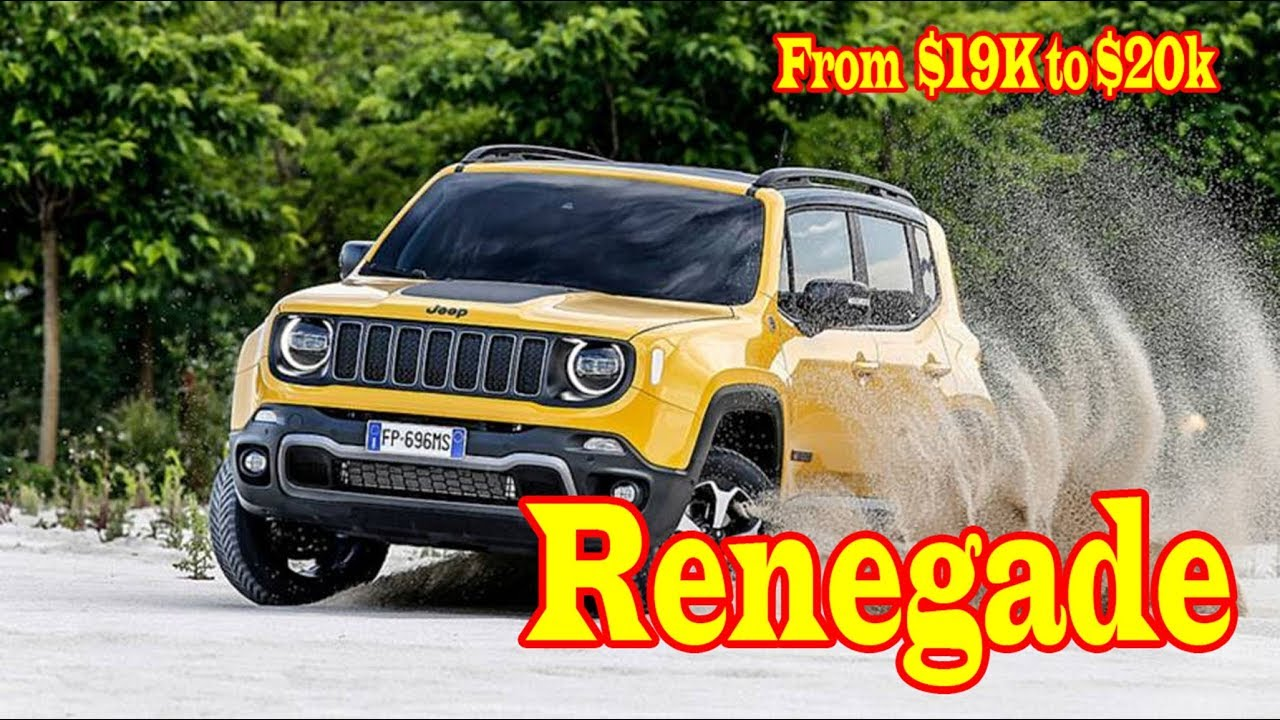 2019 Jeep Renegade Review 2019 Jeep Renegade Colors 2019 Jeep Renegade Trailhawk Off Road