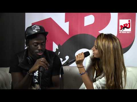 Team BS - Interview au NRJ in the Park 2014