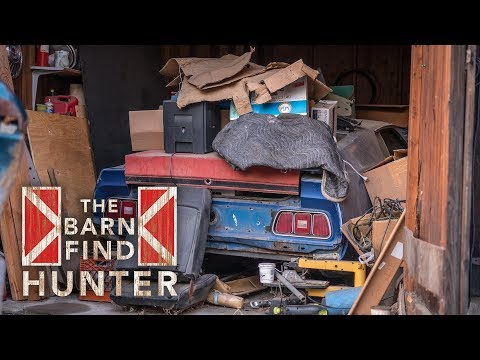 Rare Ford Mustang Mach 1 with 429 Cobra Jet, factory four-speed, and A/C | Barn Find Hunter - Ep. 45