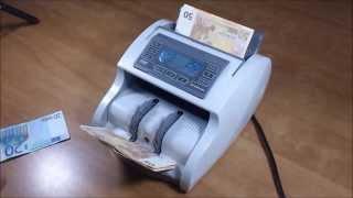 PRO 40 MIX EURO: Καταμετρητής και Ανιχνευτής Πλαστότητας Χαρτονομισμάτων by Novatron.gr(Περισσότερα για το προϊόν: http://goo.gl/0eGyfo Ασυναγώνιστη αξιοπιστία για απαιτητικούς χρήστες. Ανθεκτικός σε..., 2014-01-28T11:58:09.000Z)