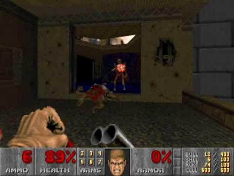 Doom 2 Level 16 |