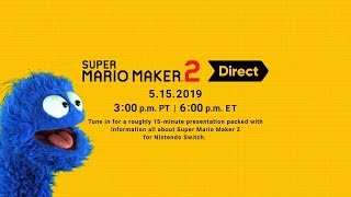 Super Mario Maker 2 Direct | Live Reaction and Commentary