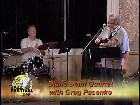 Jazz Guitarist/Vocalist Greg Pasenko - Al Sears Jazz Fest (Summertime)