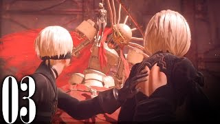 Repeat youtube video #3【NieR:Automata】憂鬱な遊園地『ニーア オートマタ』【Let's Play】