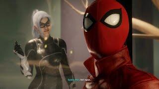 Spider-Man Reunites with Black Cat (Last Stand Suit Walkthrough) - Marvel