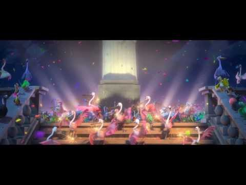 Rio 2 | New Years Eve | Official HD Clip | 2014
