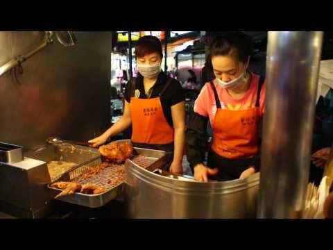 Shilin night market Taipei Taiwan士林夜市-MSGP雞排 Chicken Fried Steak
