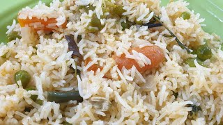 Vegetable biryani that's so mild!Awesome taste!Ingredients available easily! Can be cooked globally