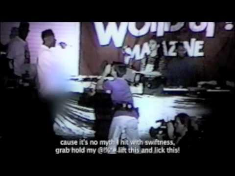 """World Supreme Hip Hop"" Sneak Preview - Freshco & Miz Documentary"