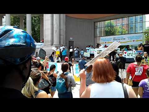 Adolfo Romero Live At The Families Belong Together Rally June 30 Denver 2