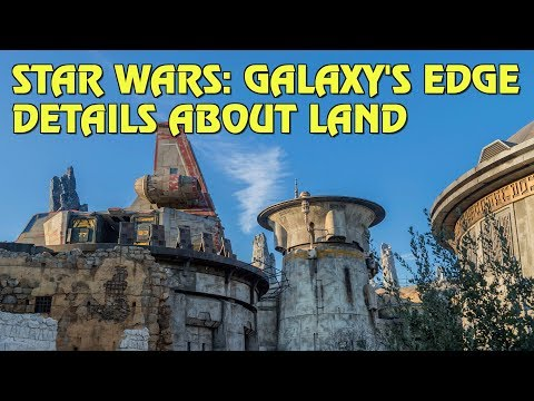 Full Interview about Star Wars: Galaxy's Edge with Orlando Sentinel Reporter Gabrielle Russon