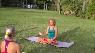 """""""Азбука йоги"""". Урок 1. Часть 1."""