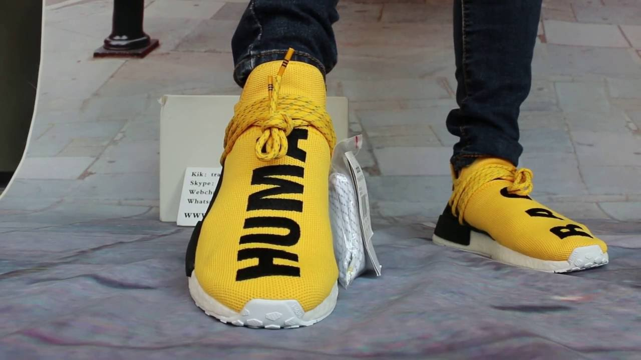 timeless design 63af1 d3e1e Adidas Pharrell x NMD 'Human Race' Blue BB0618 Urban