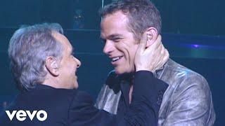 Michel Sardou, Garou - La rivière de notre enfance (Live Officiel Marseille, 2005)