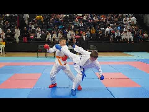 13Ekim 2018 Nurali ŞAHİNTEKİN Karate maçı