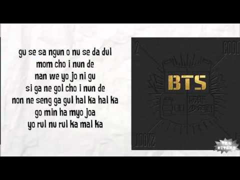 BTS - I LIKE IT Lyrics (easy lyrics)