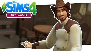 The Sims 4: Get Famous   BOB'S A COWBOY NOW (#9)