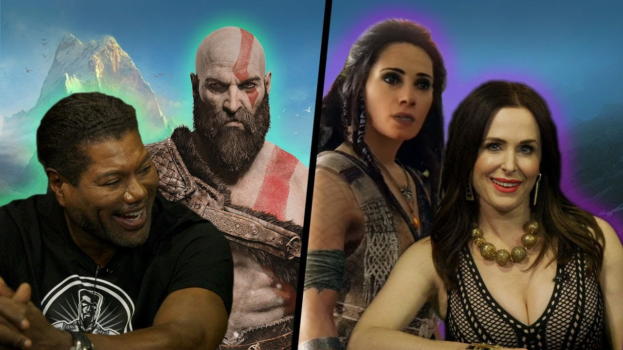 God Of War Director Asks The Cast 10 Strange Questions