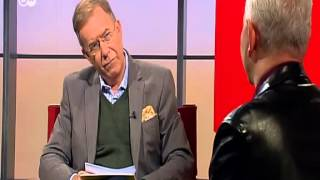 "Joe Jackson - Interview On ""Insight Germany"", 2012"