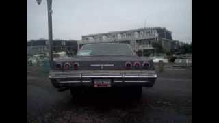 1965 Chevrolet Impala Before\After