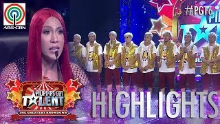 PGT Highlights 2018: Vice Ganda, nakulangan sa final performance ng Xtreme Dancers