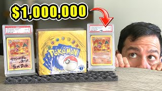 *$1,000,000 IN POKEMON CARDS!* My Top 10 Rarest Items