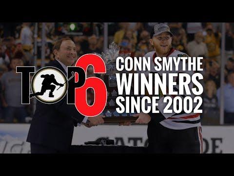 TOP 6 Conn Smythe Trophy Winners
