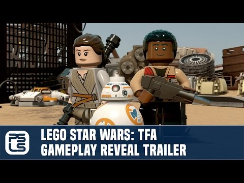 LEGO Star Wars: The Force Awakens - Gameplay Reveal Trailer