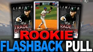 INSANE ROOKIE FLASHBACK PULL! TRADE DEADLINE PACKS - MLB THE SHOW 16 DIAMOND DYNASTY PACK OPENING