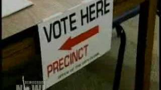 Top election officals talk about voting problems in US-1/2