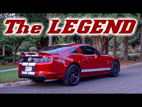 2013 Shelby GT500 an American LEGEND - Couple's Review!