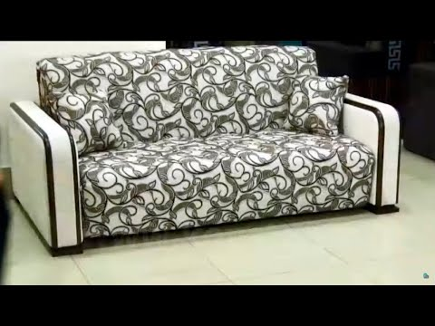 Мебель 7я | Диван Атлант с механизмом аккордеон - YouTube