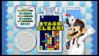 Dr. Mario Online Rx Playthrough Part 1