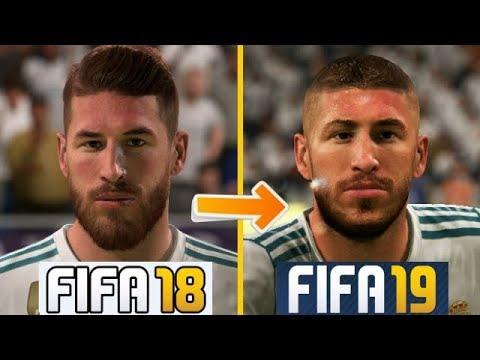 FIFA 19 | New Face Concept | ( Ronaldo, Asensio, Griezmann )