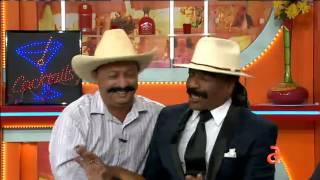 Carlucho entrevista a Pedrito Calvo en El Happy Hour - América TeVé