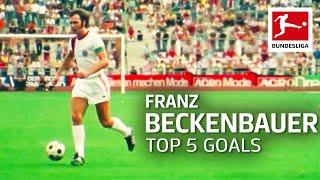 "Happy birthday ""kaiser"" frank beckenbauer ► sub now: https://redirect.bundesliga.com/_bwcsa world and european champion with germany, franz was a..."