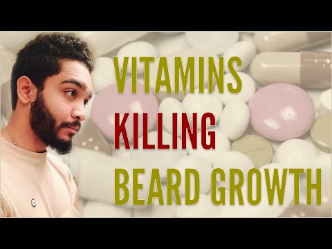 Vitamin Deficiencies May Be Holding Back Your Beard's Growth