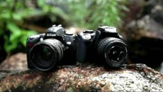 Nikon D90 vs Canon 550D Durability Test (Part 2)*