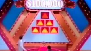 Pyramid Game show bonus round/winners circle  -- Levar Burton