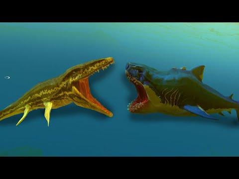 TẬP ĐẶC BIỆT!| CUỘC ĐỐI ĐẦU GIỮA NHỮNG SÁT THỦ ĐẠI DƯƠNG!| Feed & Grow: Fish S2 [4]