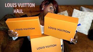 Louis Vuitton Spring Summer Haul