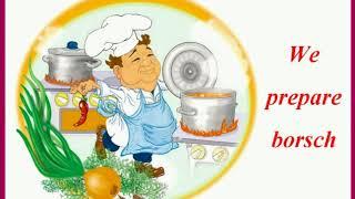 Міжнародний проект  Математика на кухні