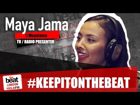 "MAYA JAMA ""Talks Father in Prison"" 
