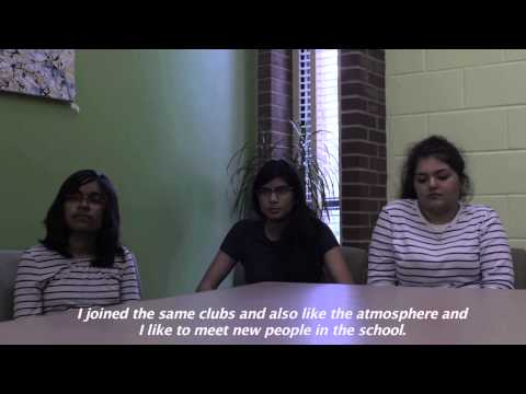 Types of Clubs and Club Activities Clip 4