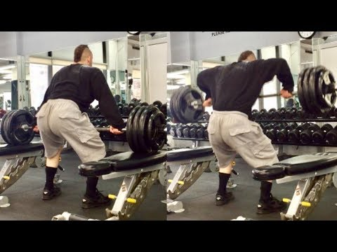 Modified Snatch Grip High Pull Tutorial For Trap Growth