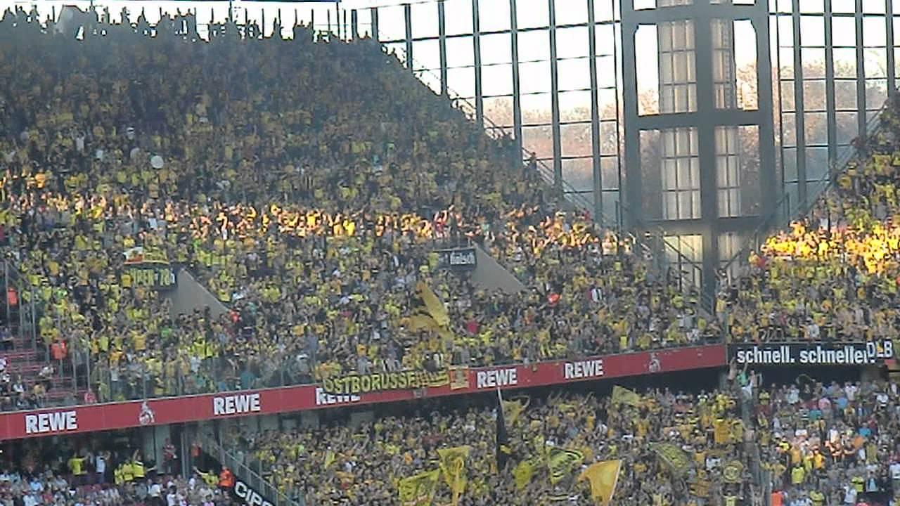 Bvb Vs Köln